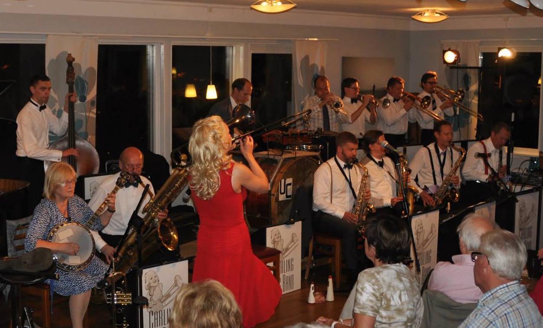 Erik Berndalen, trumpetare i Carling Big Band